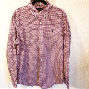 Ralph Lauren Casual Button Down Shirt - L